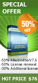 Allsubmitter - seo software